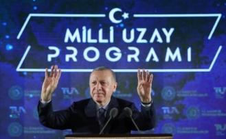 Milli Uzay Programı, Cumhurbaşkanı Erdoğan Tarafından Açıklandı: İlk Hedef 2023'te Ay'a Gitmek