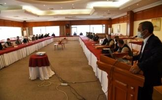 Muğla'da Orman Yangınları ile Mücadele Toplantısı