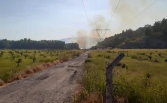 Cennet Cehenneme Döndü: Bu Kez De Dalaman'da Yangın Çıktı