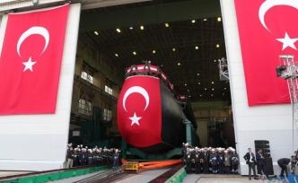 Milli Denizaltı Projesi'nde İlk Adım Atıldı
