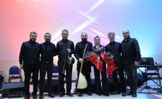 Kavaklıdere'de Türk Halk Müziği Konseri!