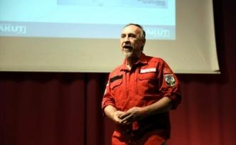 Fethiye'de Depremle İlgili Eğitim Semineri Verildi