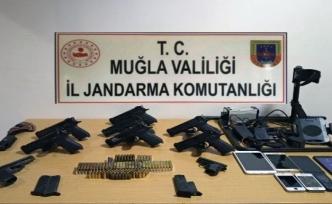 Muğla'da Silah Kaçakçılığına 2 Tutuklama