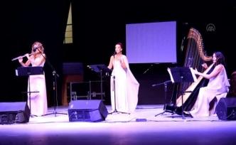"""Trio Patara"" İlk Konserini Bodrum'da Verdi"