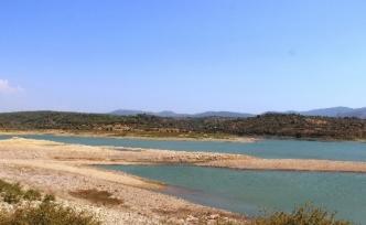Bodrum'u Besleyen Su Kaynağı Tükenmeye Başladı