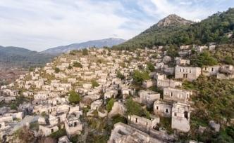 Fethiye'de 97 Yıllık ''Hayalet Köy'' Restore Ediliyor