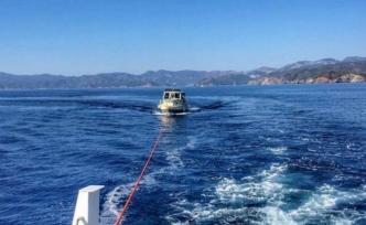 Fethiye'de Denizde Sürüklenen 4 Kişi Kurtarıldı !