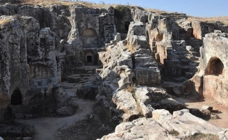 Ula'daki Thera Antik Kenti Kültür Turizmine Kazandırılacak