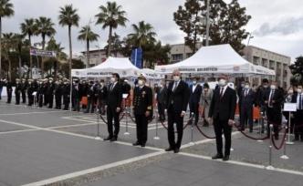 """Marmariste """"18 Mart Çanakkale Zaferi ve Şehitleri Anma Günü"""" Töreni Yapıldı"""
