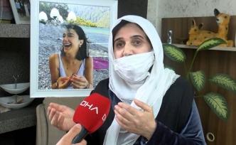 Pınar Gültekin'in Annesi: Muğla'ya Her Gittiğimde Kızımın Yanık Kokusunu Alıyorum