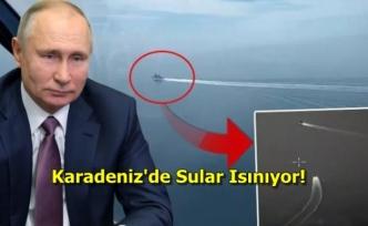 İngiliz Savaş Gemisine Uyarı Ateşi Açan Ruslar, Şimdi de Bombalamakla Tehdit Ediyor