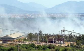 Dalaman MOPAK Kağıt Fabrikasında Soğutma Çalışmaları Devam Ediyor