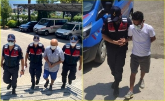 Fethiye'de Hapis Cezası Bulunan 2 Hükümlü Yakalandı