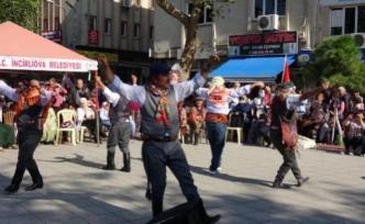 Aydın'da Yörük Şöleni Renkli Görüntülere Sahne Oldu
