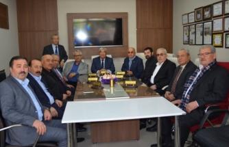 Aydın-Muğla Esnaf Kefalet Kooperatifleri Birliği Didim'de Toplandı