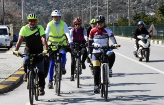 Bisiklet Üzerinde Akdeniz Turu!