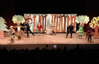 Bosch Çevre Çocuk Tiyatrosu Muğlalı Çocuklarla Buluştu!