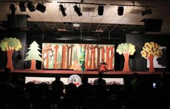 Bosch Çevre Çocuk Tiyatrosu, Muğlalı Çocuklarla Buluştu
