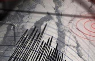 Elazığ'da 4.2 Büyüklüğünde Deprem!