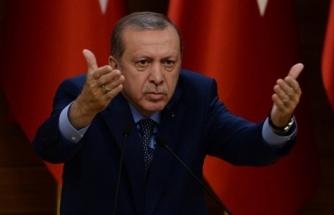 """Erdoğan'dan Vekillere: """"3 Çocuk Diyorum Tek Çocukta Kalıyorsunuz"""""""