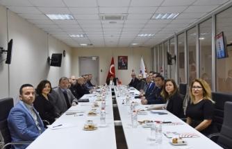 İl Acil Çağrı Hizmetleri Koordinasyon Komisyonu Toplandı