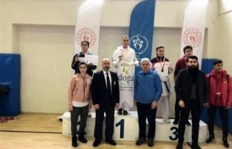 Malatyalı Genç Halterci Dalaman'daki Şampiyonada 3. Oldu