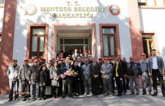 Menteşe Belediyesi'nde Toplu İş Sözleşmesi İmzalandı!