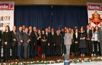 Muğla'da Yılın En İyileri Ödüllerini Aldı