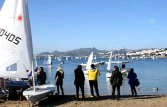 Muğla'daki Yelken Yarışları Sona Erdi