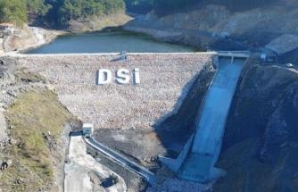 Muğla Kozağaç Barajı Yağışlarla Doldu!