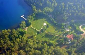 Okluk Koyu için 27 Hektar Alan Daha Yapılaşıyor