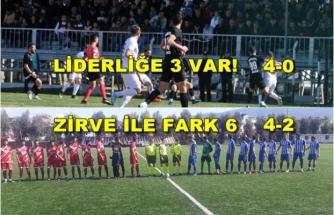 Ortaca Takımlarının Zirve Takibi: 4-4'lük Hafta!