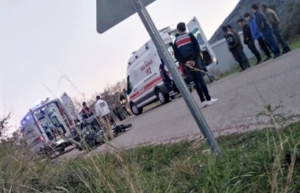 Muğla'da Motosiklet Devrildi: 1 Ölü, 1 Yaralı
