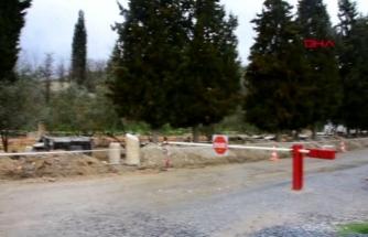 Stratonikeia Antik Kenti Ziyaretçilere Kapatıldı!