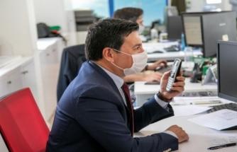 Bodrum Belediyesi 65 Yaş Üstündekileri Teker Teker Arıyor