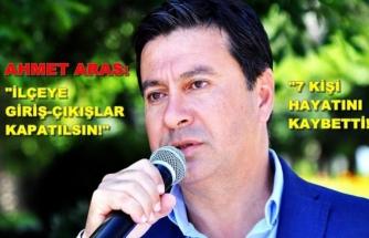 """""""BODRUM'DA 15 GÜNDE KORONADAN 7 CAN KAYBI VAR"""""""