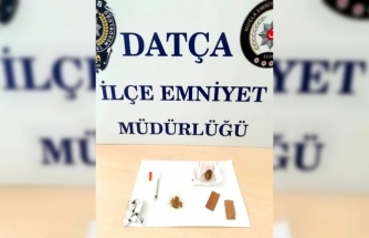 Antalya'dan Datça'ya Eroin Getiren Genç Satamadan Yakalandı
