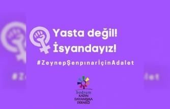 Bodrum Kadın Dayanışma Öldürülen Zeynep için Açıklama Yayımladı