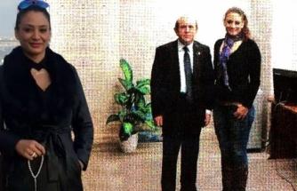 Burhan Kuzu 'Hanımağa'yı TBMM'de Ağırlamış
