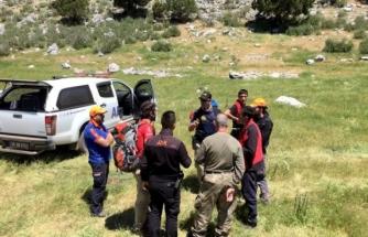 Kayıp Dağcıdan 13 Gündür Haber Alınamıyor