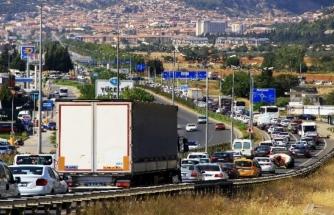 Muğla'da Geçen Yıldan Bu Yana Araç Sayısı 13 Bin 762 Arttı