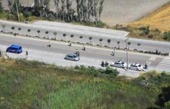 Muğla'da Helikopterle Bayram Denetimi