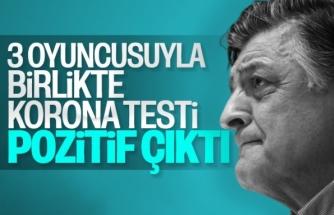 AKHİSARSPOR'DA 12 KİŞİNİN KORONAVİRÜS TESTİ POZİTİF ÇIKTI!