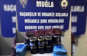 Bodrum'da Gümrük Kaçağı Cinsel İçerikli Ürün Operasyonu