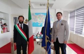 İtalya'nın Muğla-Bodrum Fahri Konsolosu Sinan Kızıltan Oldu