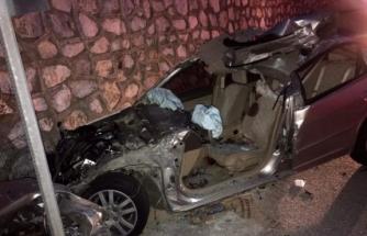 Muğla'da Otomobil İle Tır Çarpıştı: 1'i Polis, 2 Yaralı