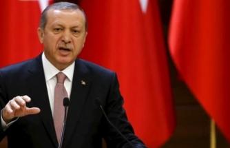 """AB'nin Seyahat Kısıtlaması Kararına Erdoğan'dan Sert Yanıt: """"Biz Bir, Onlar Beş Kaybeder"""""""