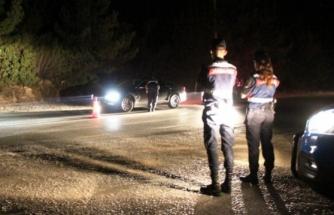 Bodrum'da 2 Kişinin Silahla Öldürülmesi Sonrası Jandarma Alarma Geçti