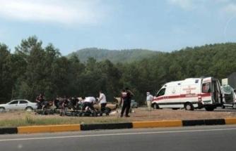 Dalaman'da Yaşanan Kazada 2 Kişi Hayatını Kaybetti!