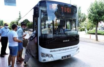Muğla Büyükşehir Nüfusunun 179 Katı Yolcu Taşıdı